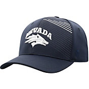Top of the World Men's Nevada Wolf Pack Blue Sling 1Fit Flex Hat