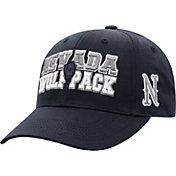 Top of the World Men's Nevada Wolf Pack Blue Teamwork Adjustable Hat
