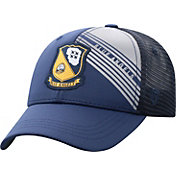 Top of the World Youth Navy Midshipmen Navy Timeline Adjustable Hat