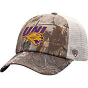 Top of the World Men's Northern Iowa Panthers  Camo Prey Adjustable Snapback Hat