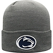 Top of the World Men's Penn State Nittany Lions Grey Cuff Knit Beanie