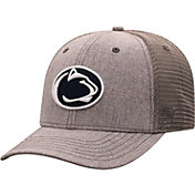 Top of the World Men's Penn State Nittany Lions Grey ATM Adjustable Hat