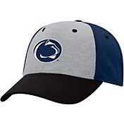 Top of the World Men's Penn State Nittany Lions Grey/Blue/Black Bring It 1Fit Flex Hat