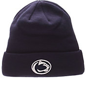 Zephyr Men's Penn State Nittany Lions Blue Cuffed Knit Beanie