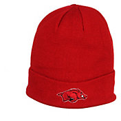 Zephyr Men's Arkansas Razorbacks Cardinal Cuffed Knit Beanie