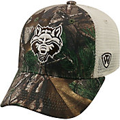 Top of the World Men's Arkansas State Red Wolves Camo Prey Adjustable Snapback Hat