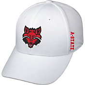 Top of the World Men's Arkansas State Red Wolves Grey Booster Plus 1Fit Flex Hat