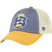 Top of the World Men's South Dakota State Jackrabbits Blue/White/Gold Off Road Adjustable Hat