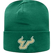 Top of the World Infant South Florida Bulls Green Lil Tyke Cuffed Knit Beanie