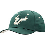 Top of the World Infant South Florida Bulls Green The Cub Fitted Hat