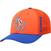 Top of the World Men's Sam Houston Bearkats Orange Chatter 1Fit Fitted Hat