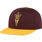 Top of the World Youth Arizona State Sun Devils Maroon Maverick Adjustable Hat