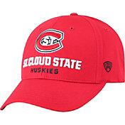 Top of the World Men's St. Cloud State Huskies Spirit Red Whiz Adjustable Hat