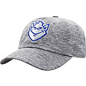 Top of the World Men's Saint Louis Billikens Grey Steam 1Fit Flex Hat