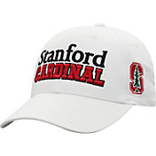 Top of the World Men's Stanford Cardinal Teamwork Adjustable White Hat