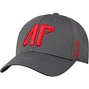 Top of the World Men's Austin Peay Governors Grey Booster Plus 1Fit Flex Hat