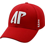Top of the World Men's Austin Peay Governors Red Booster Plus 1Fit Flex Hat