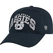 Top of the World Men's Utah State Aggies Blue Whiz Adjustable Hat