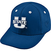 Top of the World Infant Utah State Aggies Blue The Cub Fitted Hat
