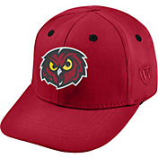 Top of the World Infant Temple Owls Cherry The Cub Fitted Hat