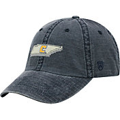 Top of the World Men's Chattanooga Mocs Navy Stateline Adjustable Hat