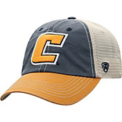 Top of the World Men's Chattanooga Mocs Navy/White Off Road Adjustable Hat