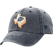 Top of the World Men's UTEP Miners Navy Stateline Adjustable Hat