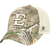 Top of the World Men's East Tennessee State Buccaneers Camo Prey Adjustable Snapback Hat