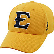 Top of the World Men's East Tennessee State Buccaneers Gold Booster Plus 1Fit Flex Hat