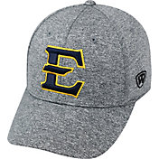 Top of the World Men's East Tennessee State Buccaneers Grey Steam 1Fit Flex Hat