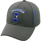 Top of the World Men's Texas A&M -Corpus Christi Islanders Grey Booster Plus 1Fit Flex Hat