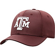Top of the World Men's Texas A&M Aggies Maroon Progo 1Fit Flex Hat