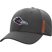 Top of the World Men's UT San Antonio Roadrunners Grey Booster Plus 1Fit Flex Hat