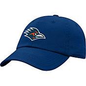 Top of the World Men's UT San Antonio Roadrunners Blue Crew Washed Cotton Adjustable Hat