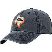 Top of the World Men's UT San Antonio Roadrunners Blue Stateline Adjustable Hat