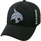 Top of the World Men's Texas State Bobcats Booster Plus 1Fit Flex Black Hat