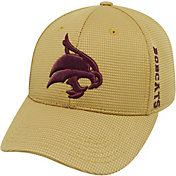 Top of the World Men's Texas State Bobcats Gold Booster Plus 1Fit Flex Hat