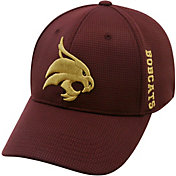 Top of the World Men's Texas State Bobcats Maroon Booster Plus 1Fit Flex Hat