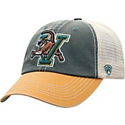 Top of the World Men's Vermont Catamounts Green/White/Gold Off Road Adjustable Hat