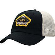 Top of the World Men's Iowa Hawkeyes Black/Khaki Nitty Adjustable Hat