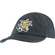 Top of the World Infant Wichita State Shockers MiniMe Stretch Closure Black Hat
