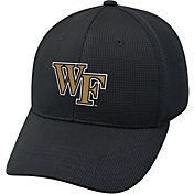 Top of the World Men's Wake Forest Demon Deacons Booster Plus 1Fit Flex Black Hat