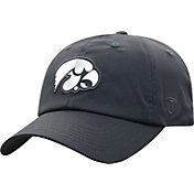 Top of the World Women's Iowa Hawkeyes Grey Sparkler Adjustable Hat