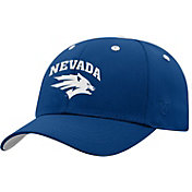 Top of the World Youth Nevada Wolf Pack Blue Rookie Hat