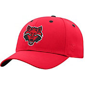 Top of the World Youth Arkansas State Red Wolves Scarlet Rookie Hat