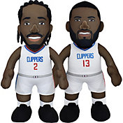 Bleacher Creatures Los Angeles Clippers George & Leonard Smusher Plush Duo