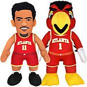 Bleacher Creatures Atlanta Hawks Hawk & Young Smusher Plush Duo