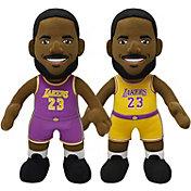Bleacher Creatures Los Angeles Lakers LeBron James Plush Duo