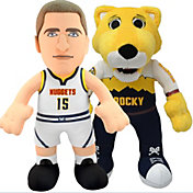 Bleacher Creatures Denver Nuggets Rocky & Jokic Smusher Plush Duo