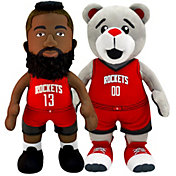 Bleacher Creatures Houston Rockets Harden & Clutch Smusher Plush Duo